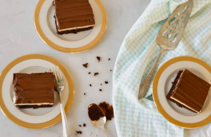 Chocolate Ho Ho Cake