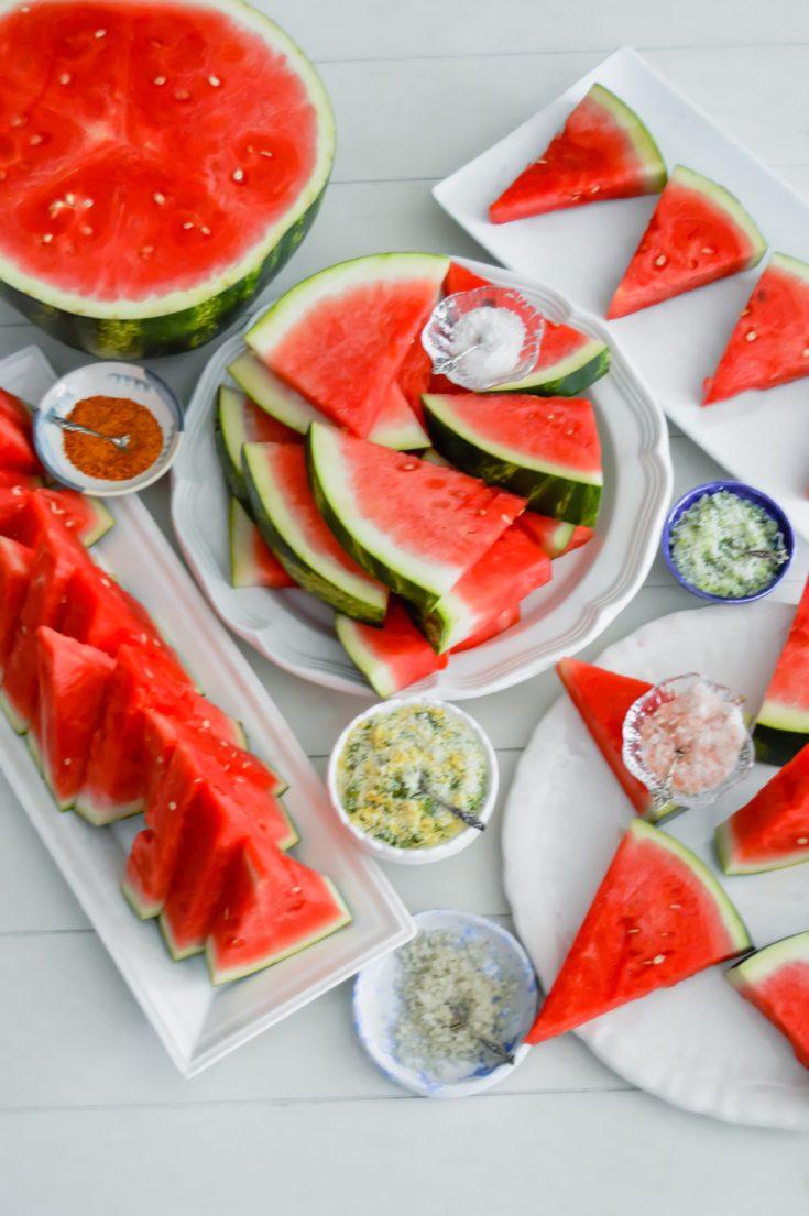 Watermelon Salts