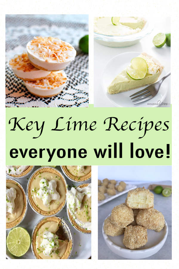 key lime round up