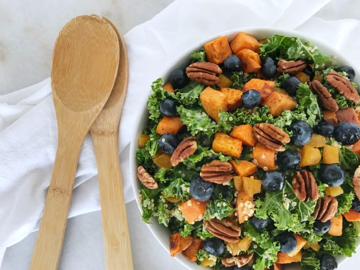 Superfood Kale Salad