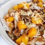 Butternut Squash, Goat Cheese, and Sausage Pasta