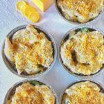 Freezer Meals - Broccoli Chicken Bake