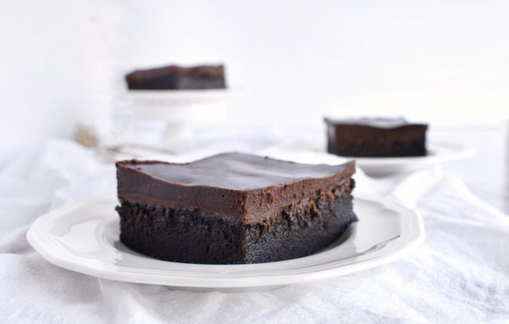Southern Chocolate Coca-Cola Cake
