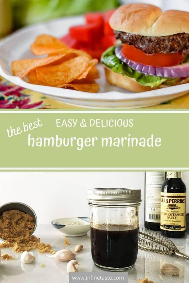 Best Hamburger Marinade In Fine Taste