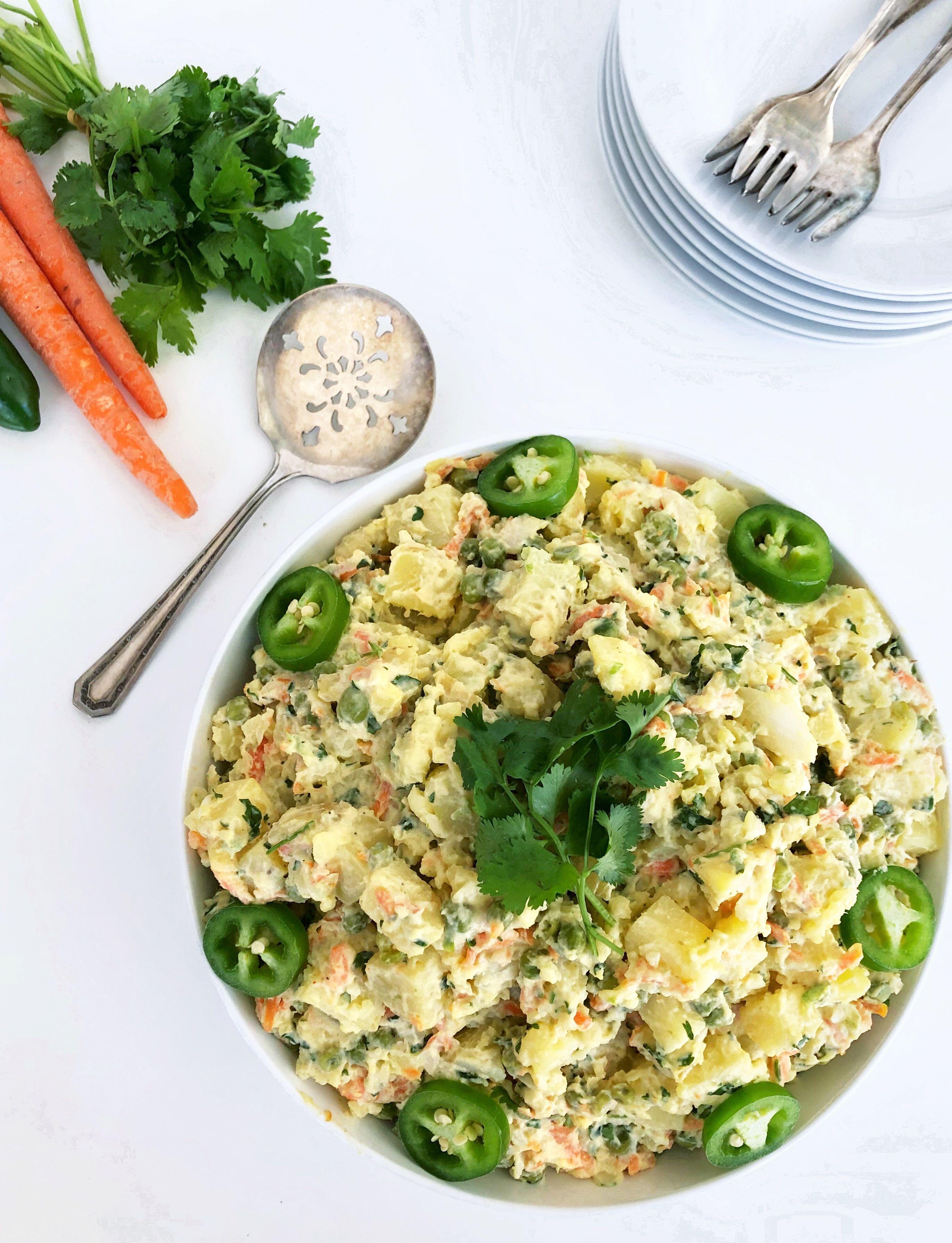 Jalapeño Potato Salad