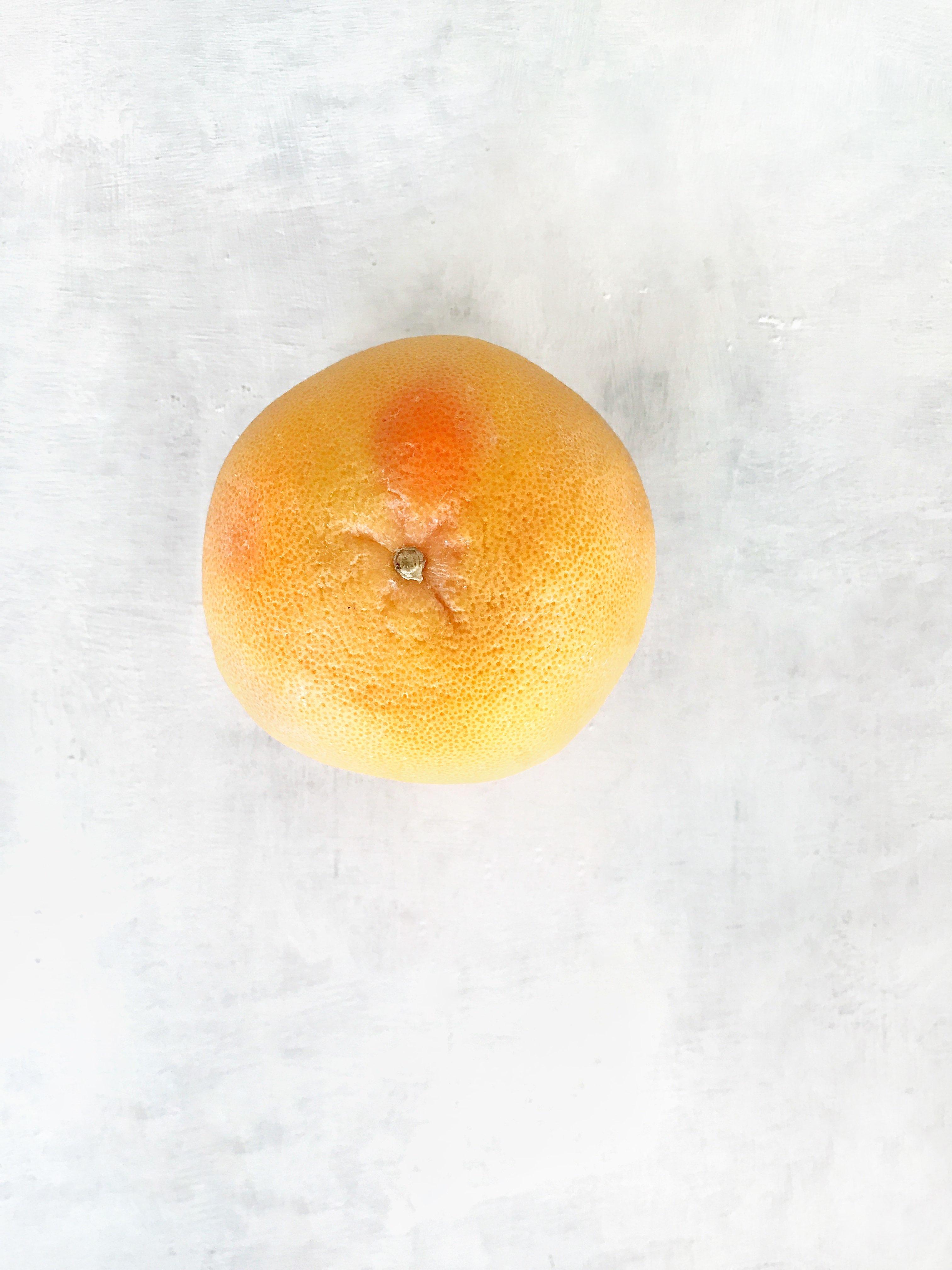 whole grapefruit