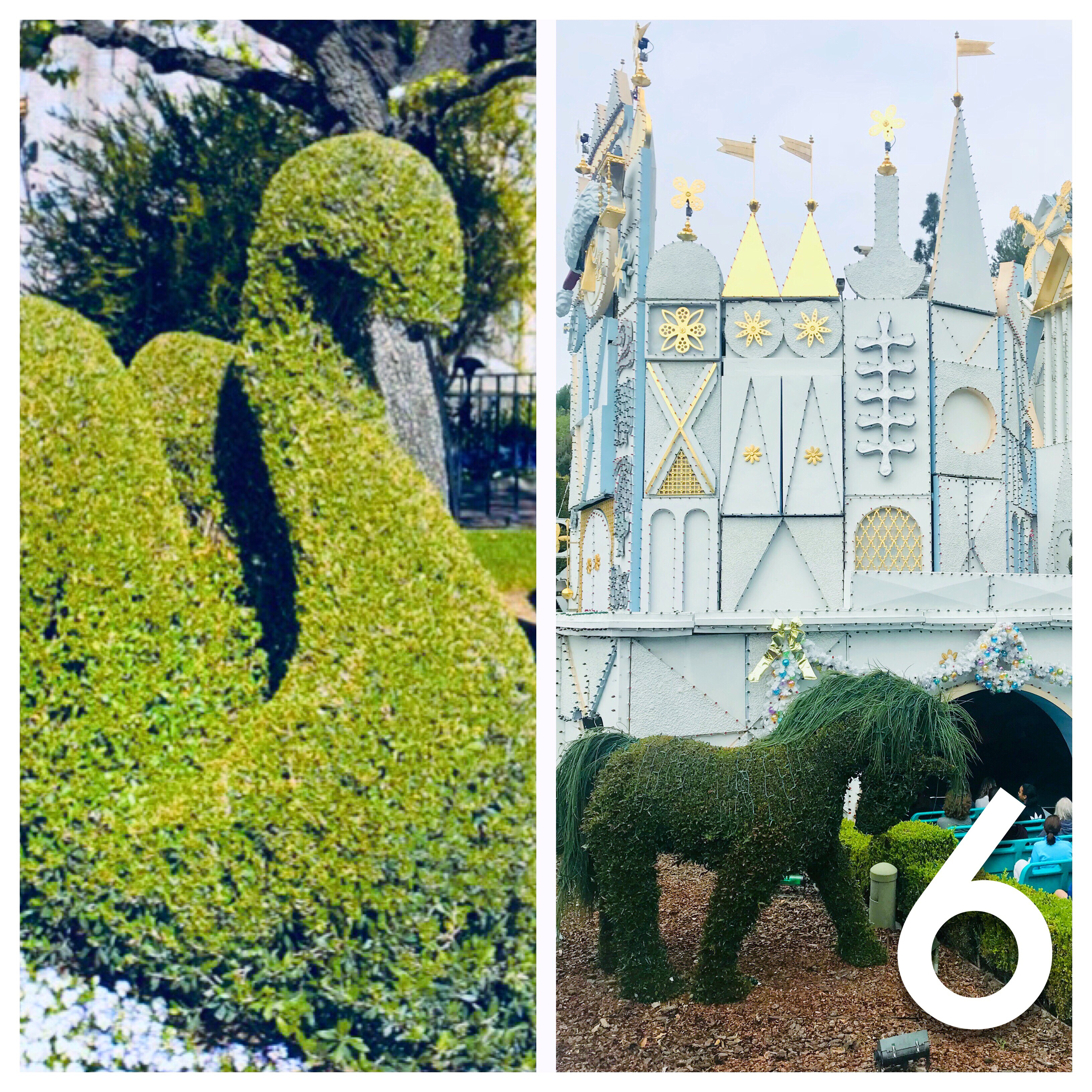 Topiaries and Disneyland; Discover 5 Secrets of Tomorrowland
