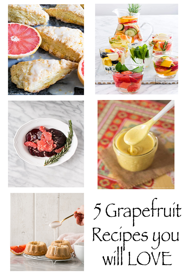 5 grapefruit recipes you will love