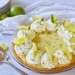 Fresh Key Lime Pie