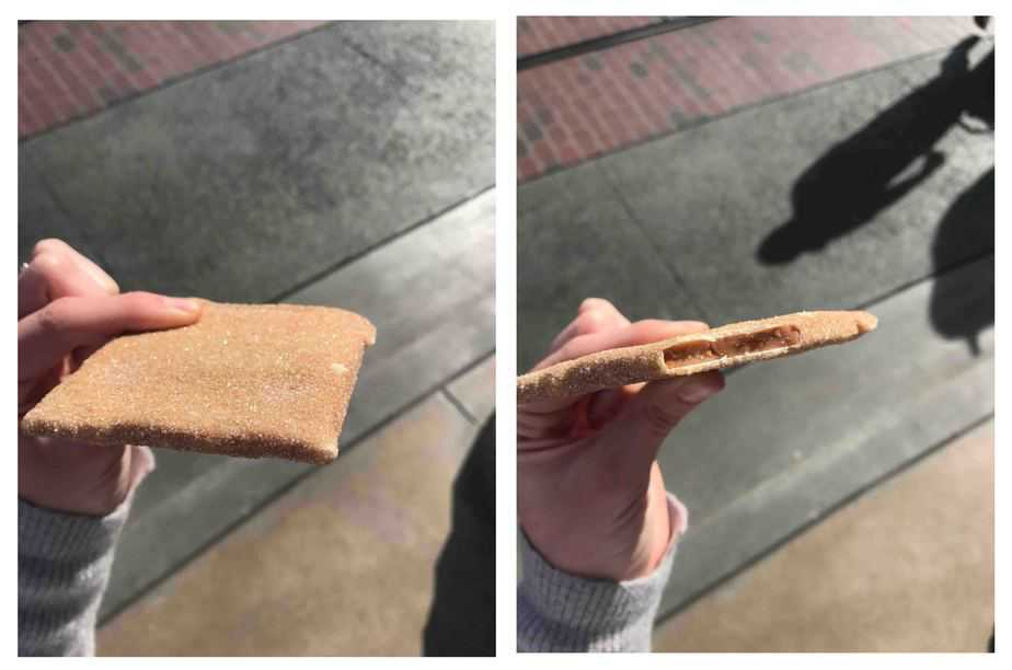disneyland's churro toffee