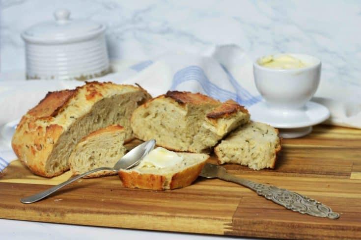 Herb Artisan Bread
