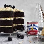Chocolate Coconut Torte Cake